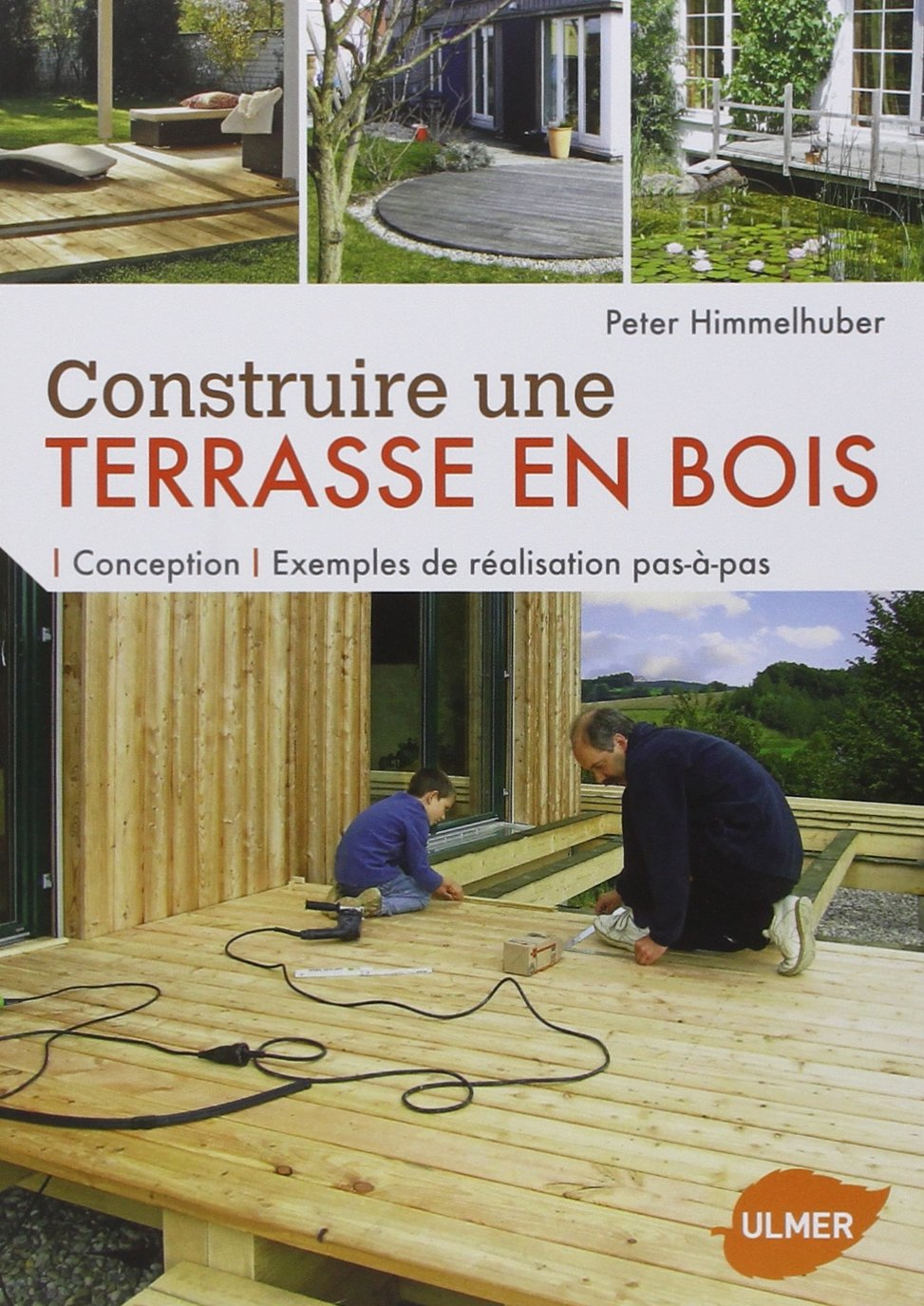 Terrasse bois normandie for Carpe koi charente maritime
