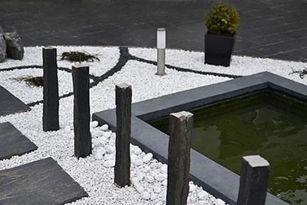 Amenagement de bassin maison design - Bassin japonais carpe koi asnieres sur seine ...
