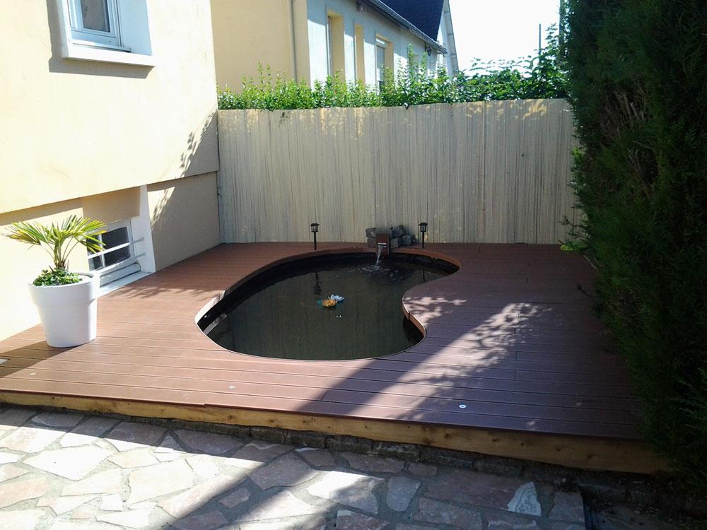 Pr sentations des bassins pour concours for Piscine hors sol ko lanta
