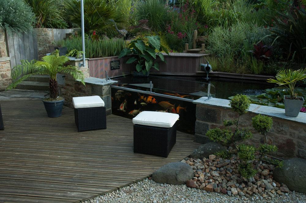 Bassin hors sol cuve trendy construire bassin hors sol for Pompe a air pour bassin exterieur