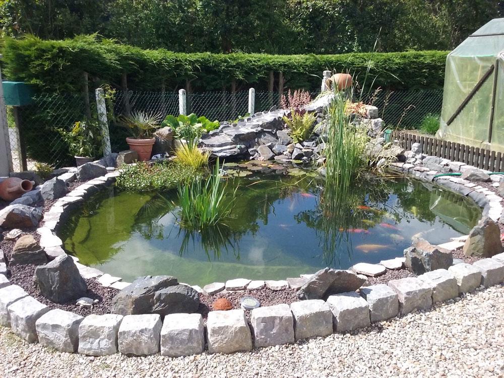 Pr sentations des bassins pour concours for Quelle epaisseur de bache pour un bassin