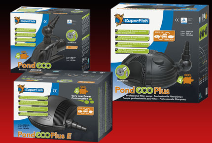 pond eco superfish